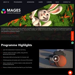 Best Institute for 3D Animation Courses in Singapore