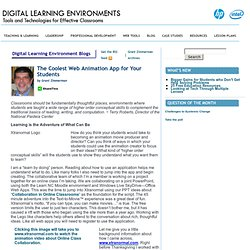 DIGITAL LEARNING ENVIRONMENTS: Tools and Technologies for Effective Classrooms
