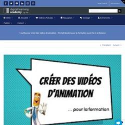 5 outils pour créer des vidéos d'animation - Portail Skoden pour la formation ouverte et à distance