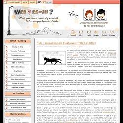 Web y es-tu ? – Le Blog : Conseils et outils pratiques sur le monde impitoyable du web.