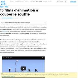 15 films d'animation à couper le souffle - Internet, terrain de jeu des courts-métrages