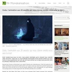 Coda, l'animation aux 20 awards qui vous donne rendez-vous avec la mort