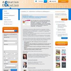 Animation & Education - Revue pédagogique de l'OCCE