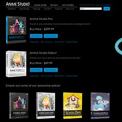 Learn to Animate and Create Your Own Cartoons with Anime Studio 8!
