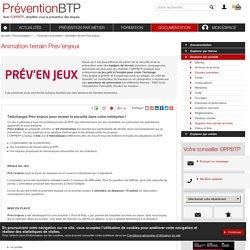 Prev'enjeux - Prévention BTP