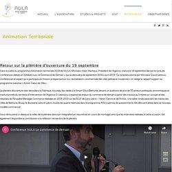 Animation Territoriale – Agence d'urbanisme de l'Artois (AULA)