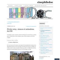 Février 2015 : séances et animations du CDI
