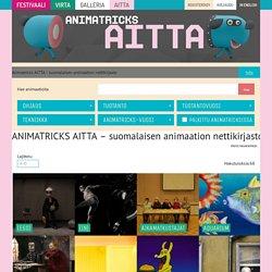 Animatricks Aitta / Screen
