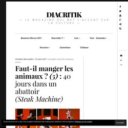 Steak Machine (Diacritik)