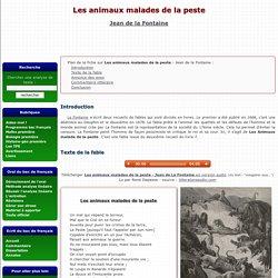 Les animaux malades de la peste - Jean de la Fontaine - Commentaire