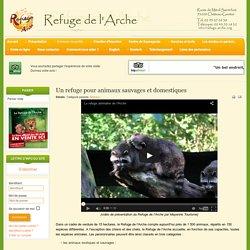 Refuge de l'Arche - Un refuge pour animaux sauvages et domestiques