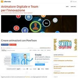Animatore Digitale e Team per l'innovazione