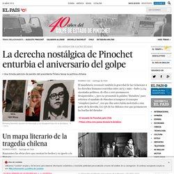 Aniversario del golpe de Estado de Pinochet en EL PAÍS