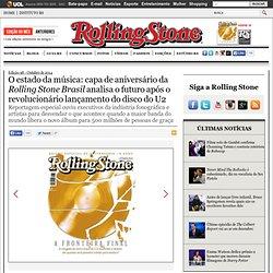 O estado da música: capa de aniversário da Rolling Stone Brasil analisa o futuro após o revolucionário lançamento do disco do U2