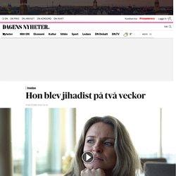 Anna Sundberg blev jihadist på två veckor
