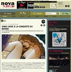 Anna Wise à la conquête du monde