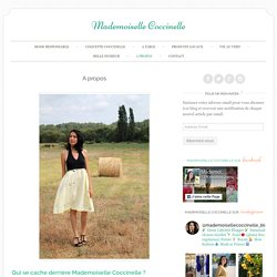 Annabelle Boyer - Blogueuse mode éthique & Green lifestyle Montpellier