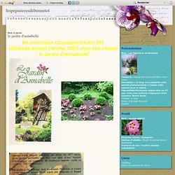 le jardin d'annabelle - Les Pépinières de Bennetot