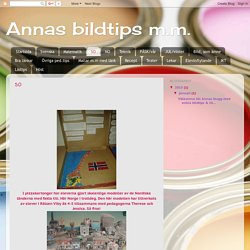 Annas bildtips m.m.: SO