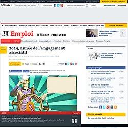 2014, année de l'engagement associatif