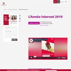 L'Année Internet 2019 - Médiamétrie