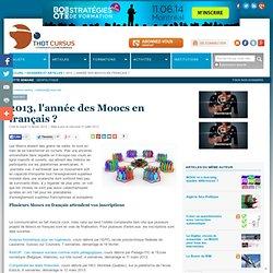 2013, l'année des Moocs en français ?