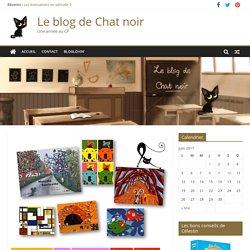 Une année avec Musette Souricette – Le blog de Chat noir