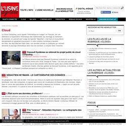 Année 2011 Toute l'actualité sur Cloud et Data - usine-digitale.fr