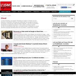Année 2013 Toute l'actualité sur Cloud et Data - usine-digitale.fr