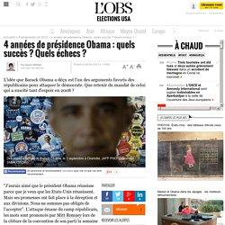 Pr?sidence Obama : quels succ?s, quels ?checs ?