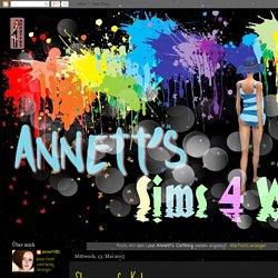 Annett's Sims 4 Welt: Annett's Clothing