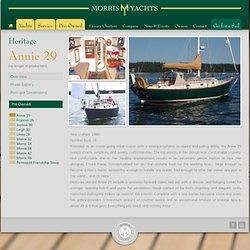 Annie 29 - Morris Yachts