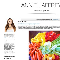 Annie Jaffrey: Health and Diet