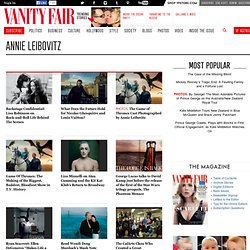 Annie Leibovitz | Search