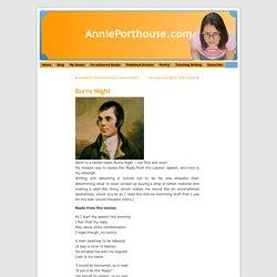 Blog Archive » Burns Night