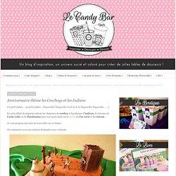 Le Candy Bar - Sweet Table etc: Anniversaire thème les Cowboys et les Indiens