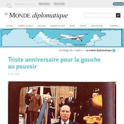 Triste anniversaire pour la gauche au pouvoir (Le Monde diplomatique, mai 2016)