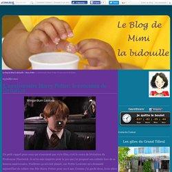 L'anniversaire Harry Potter: le concours de lévitation - Le blog de Mimi la Bidouille