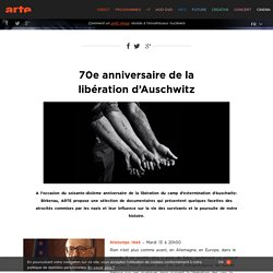 70e anniversaire de la libération d'Auschwitz › Temps forts