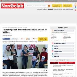 Tourcoing: Bon anniversaire à l'IUT! 20 ans, le bel âge - Tourcoing