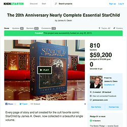 The 20th Anniversary Nearly Complete Essential StarChild by James A. Owen