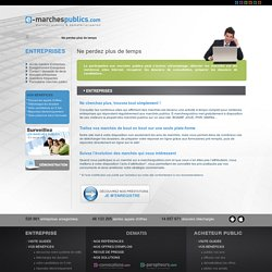 E-marchéspublics.fr