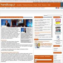 CNH 2016 : toutes les annonces de François Hollande ! - En ce moment (8826)