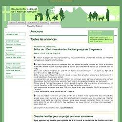 Réseau Habitat Groupé (