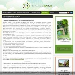 Annonces Permaculture