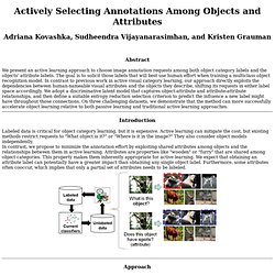 Actively Selecting Annotations Among Objects and Attributes
