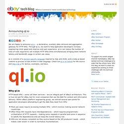 Announcing ql.io