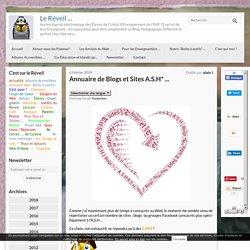 Annuaire de Blogs et Sites A.S.H