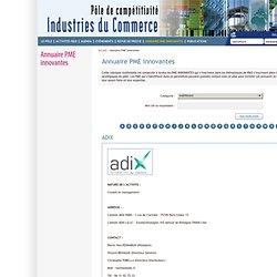 Annuaire PME innovantes Lille, Picom