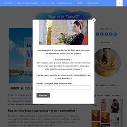 Annuaire des marques de mode Made in France - Eloge de la curiosité